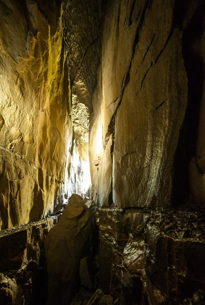 Grotta della fiumata